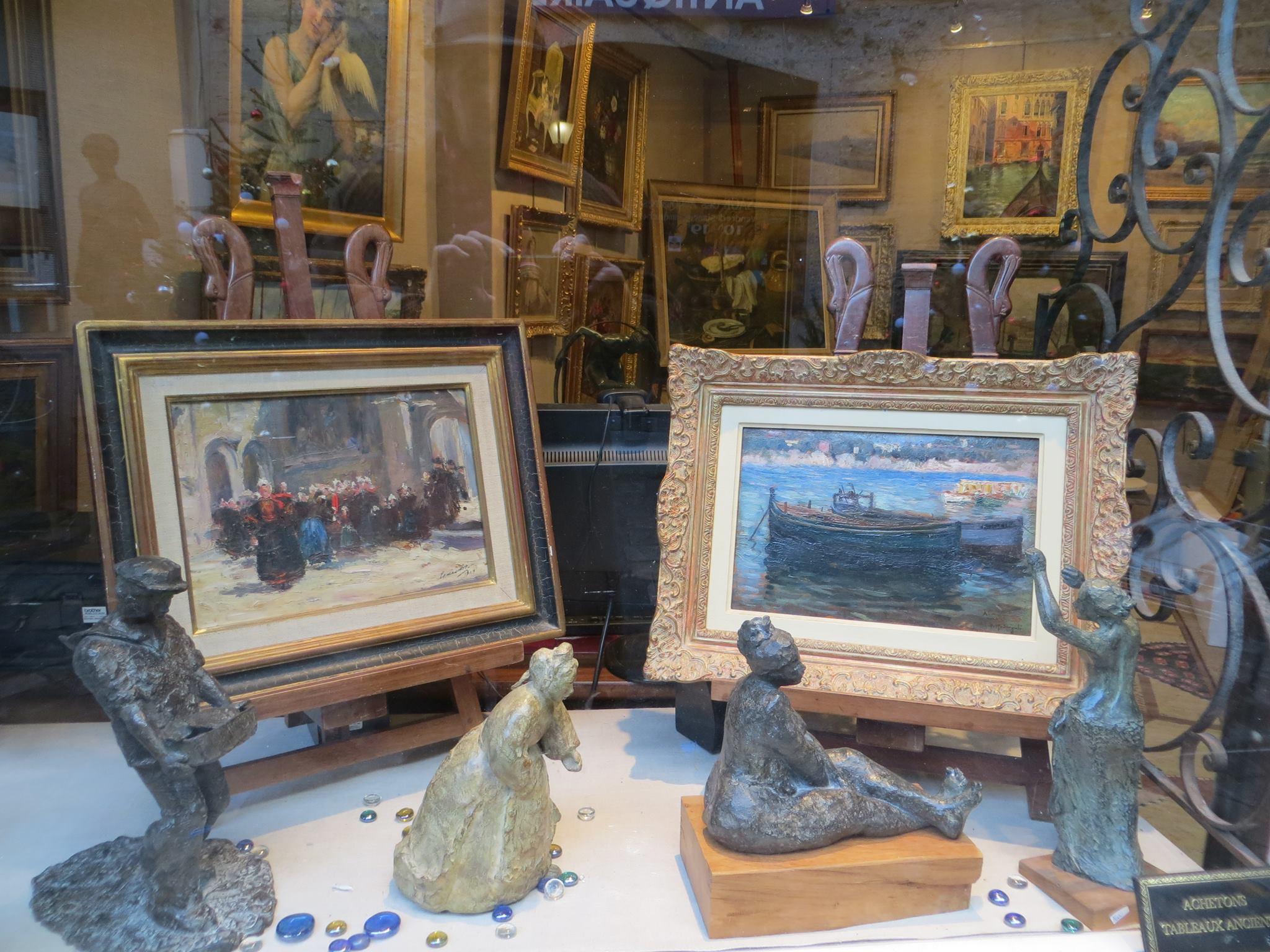 marine paintings-gallery Karin Carton