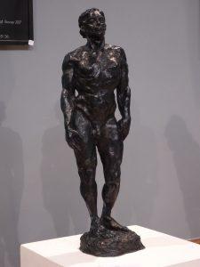 Ybah Charles bronze
