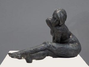 Ybah Renaissance bronze