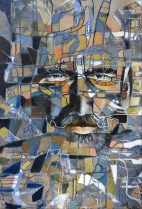 konrad Frederique ASSAEL gallery Karin Carton